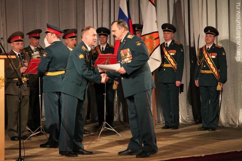 Какой конкурс в серпуховское военное училище 2017